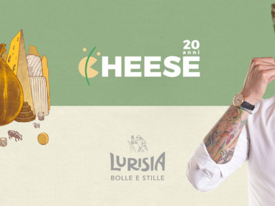 A Cheese, con Lurisia per due show cooking