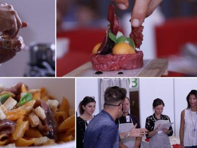 Showcooking per tutti i gusti al Food&Tec by Noval